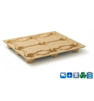 Pallet in legno Pressato Dimensioni 1200x1000 Carico mezzo pesante