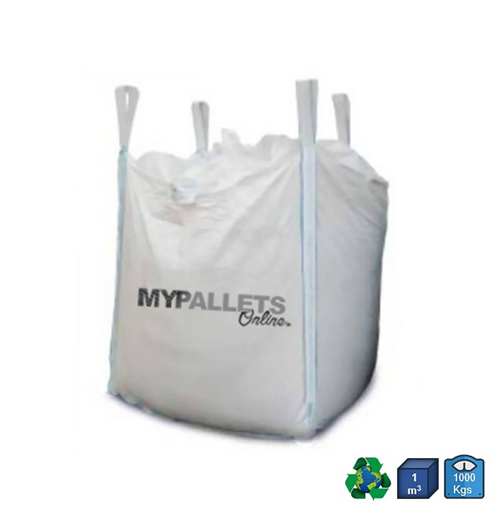 big bag gravats 90x90x90 r siste 1000 kg contenance. Black Bedroom Furniture Sets. Home Design Ideas
