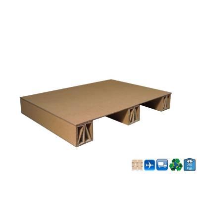 Palet de cartón 780x575 Carga de 250kg