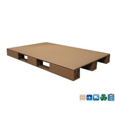 Palette Carton 800X1200 4 entrées