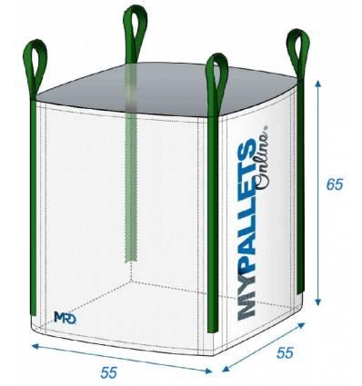 Mini Big Bag Residuos Domésticos 55X55X65 500 kg
