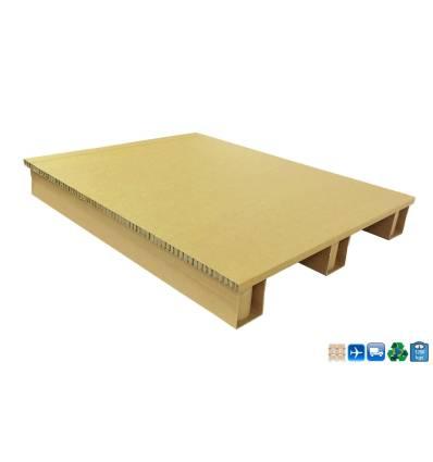 Palet de cartón 1200x800 Carga de 1200kg
