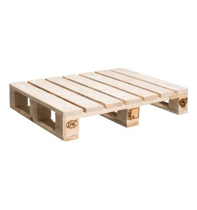 1/2 Holzpaletten 800x600 Schwere Last