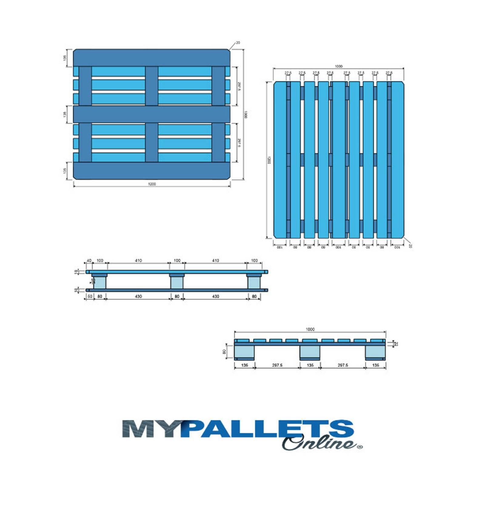 Mypalletsonline Holzpaletten Cp1 1200x1000 Chemische Industrie