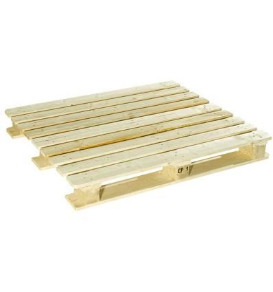 Palette Bois 1000 X 1200 X 138 - Norme CP1