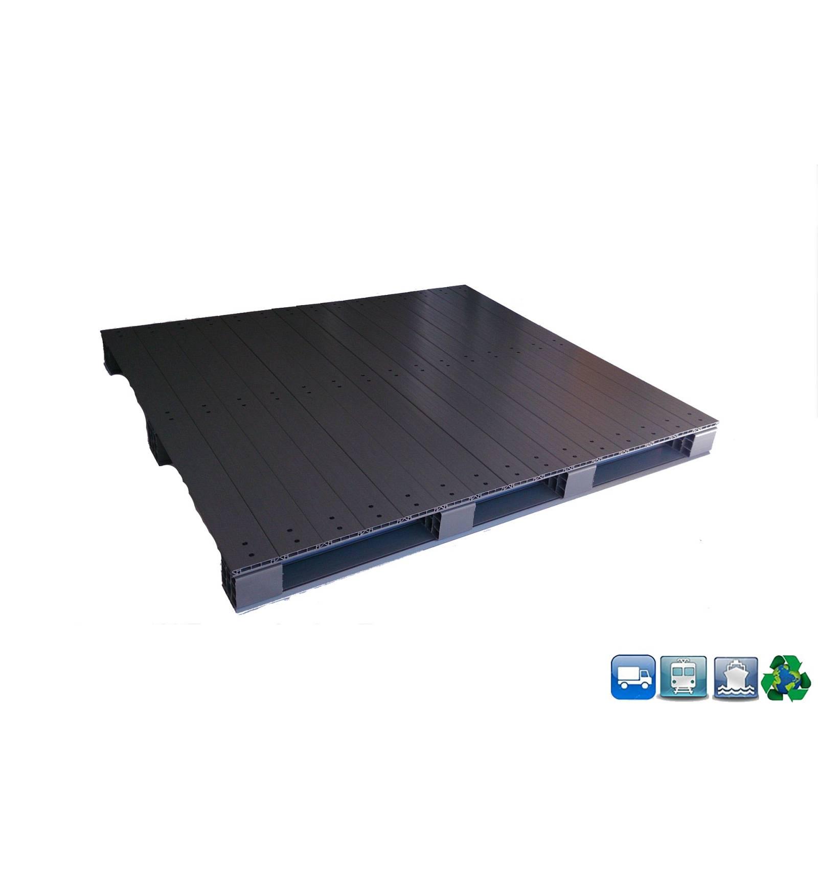 mypalletsonline palette pvc plastique dimensions sur mesure. Black Bedroom Furniture Sets. Home Design Ideas