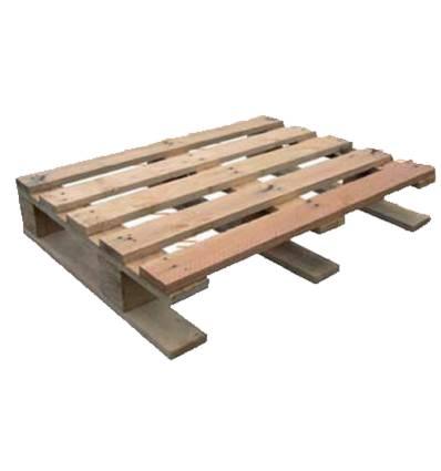 Wooden Pallet 600 X 800 X 157 - Light
