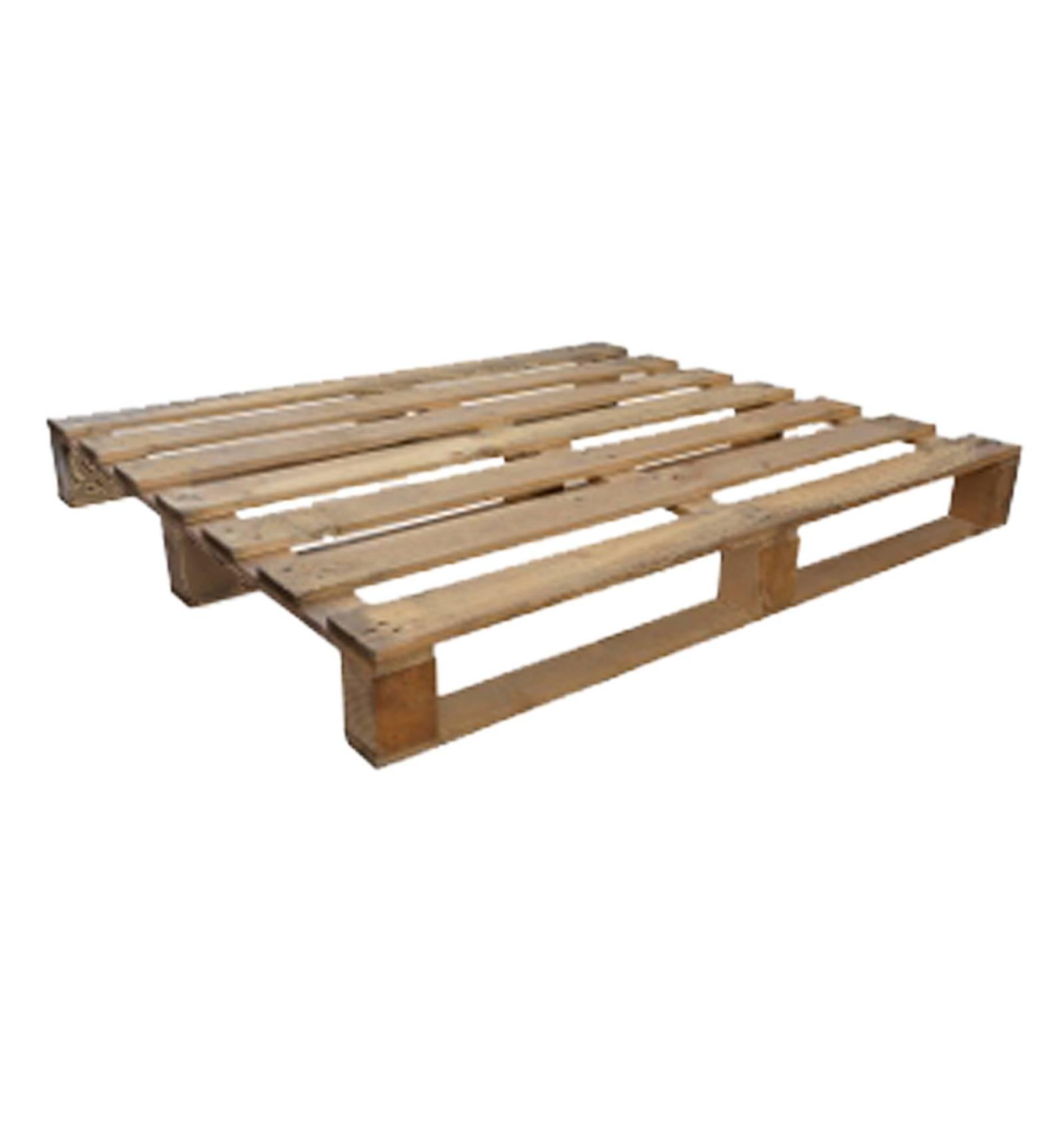 Wooden Pallet 1000 X 1200 X 120 - 3Bottom boards - Ultra-Light