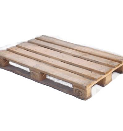 Pallet di legno Riciclato 1200x800 Carico 750kg