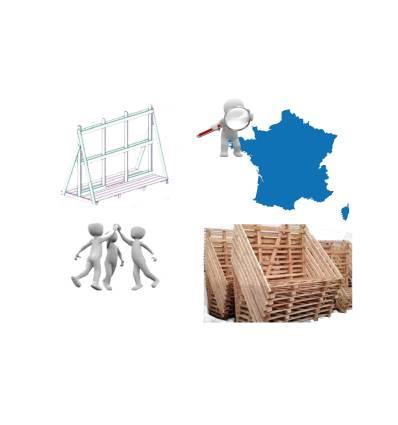 Pallet Dimensione specifica - Tutte le dimensioni
