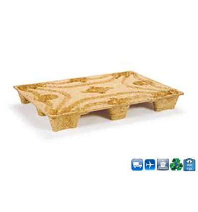 Pallet in legno Pressato Dimension 1200x800